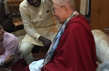 On Peace: Exchange with His Holiness, the Dalai Lama